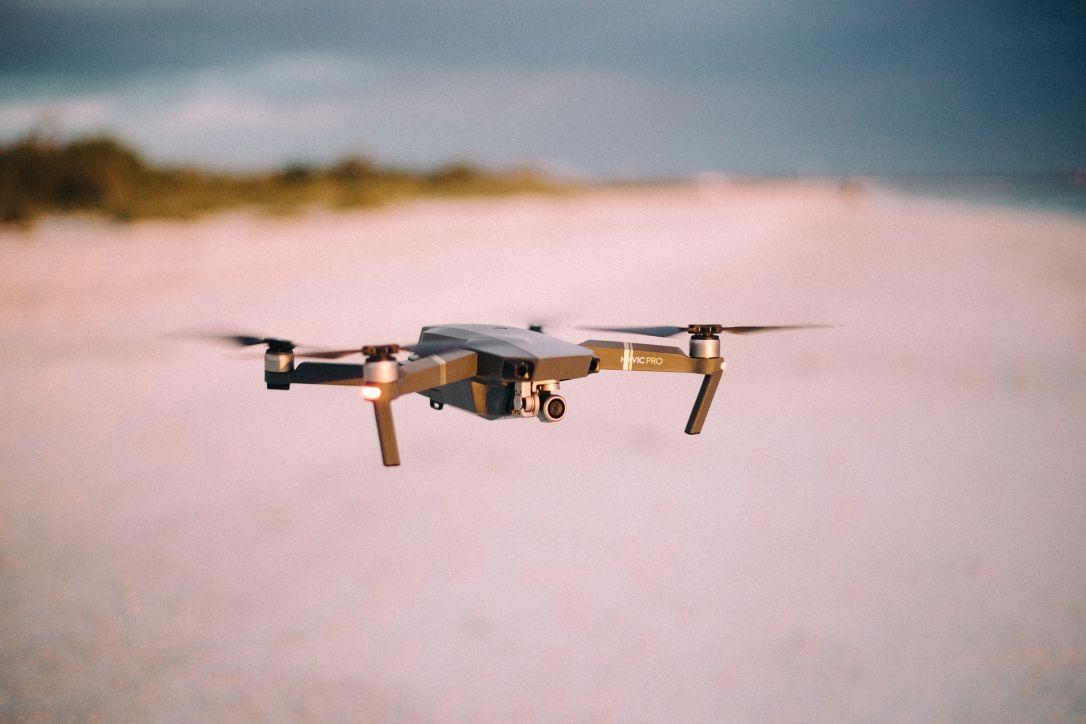Mobile drone